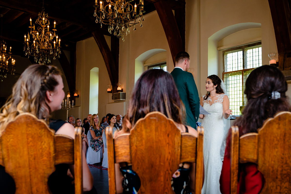Bruidsreportage De Grote Hegge Thorn
