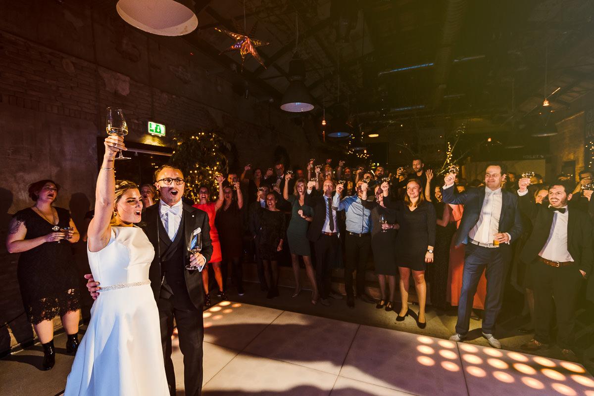 Trouwen in de winter - Bruidsfotograaf Twente