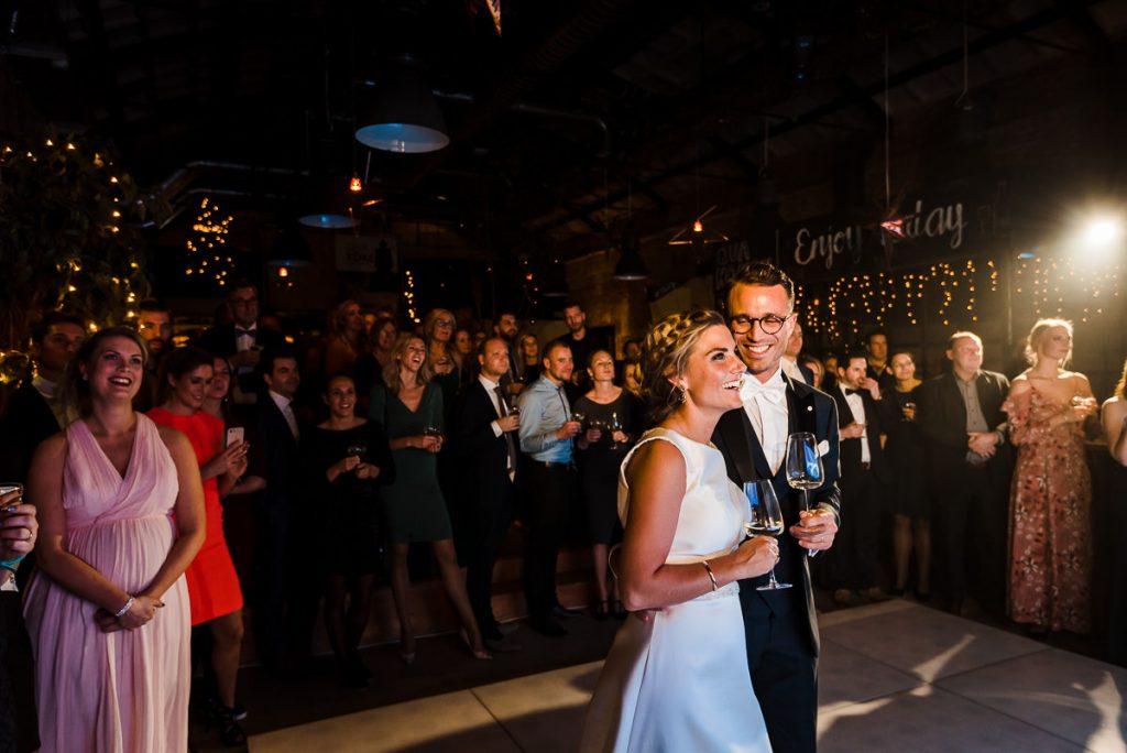 trouwen in de winter - bruidsfotograaf Twente - Stan Bessems Fotografie