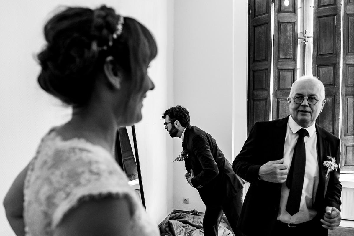 Voorbereidingen huwelijk Maastricht
