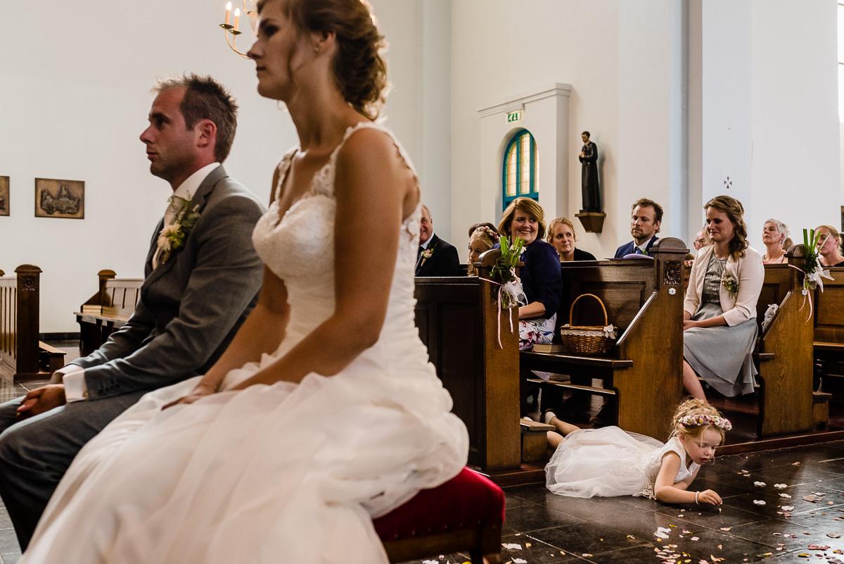 Trouwen voor de kerk | Limburg | Stan Bessems Fotografie