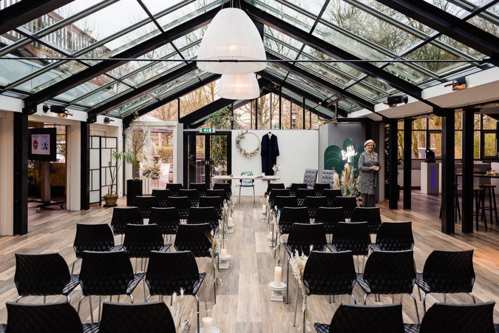 Trouwfotograaf Amsterdam - Amstel Boathouse